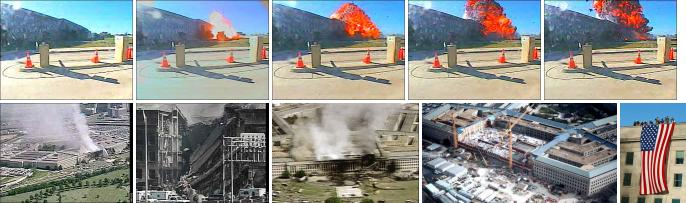 9/11 Pictures -- Pentagon Crash